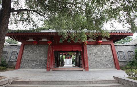 李广墓的图片