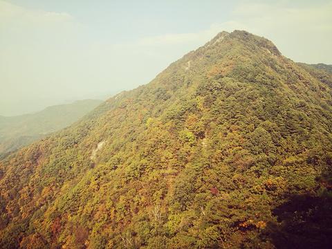 大别山薄刀峰风景区的图片