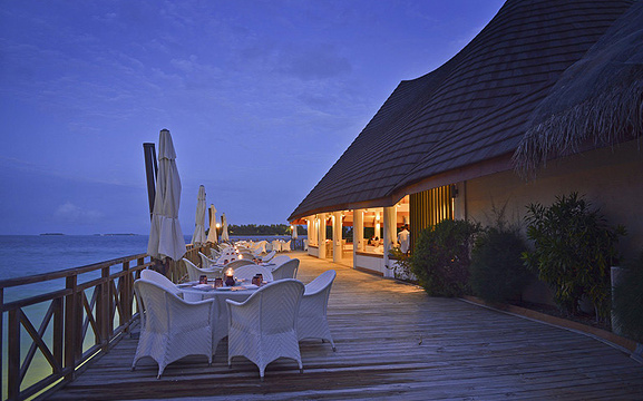 海滨咖啡厅旅游景点图片