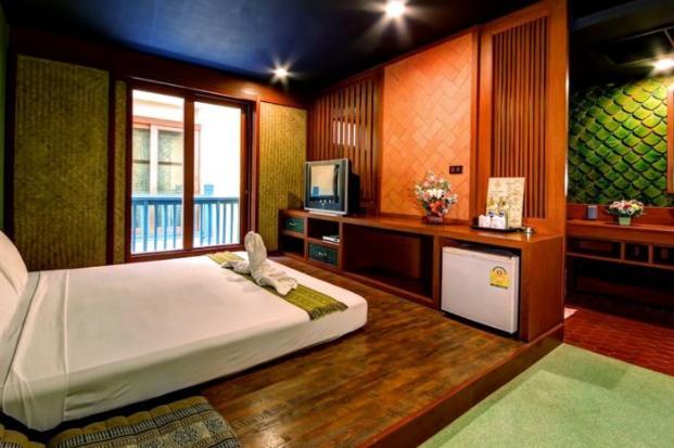 传统泰式酒店
