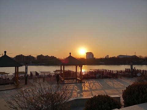 汉王公园的图片