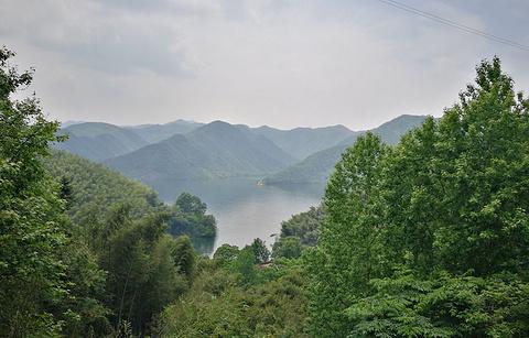 梅山水库风景区的图片
