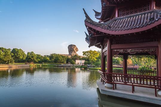 榉子洲公园旅游景点图片