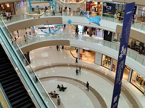 滨海新区万达广场旅游景点图片