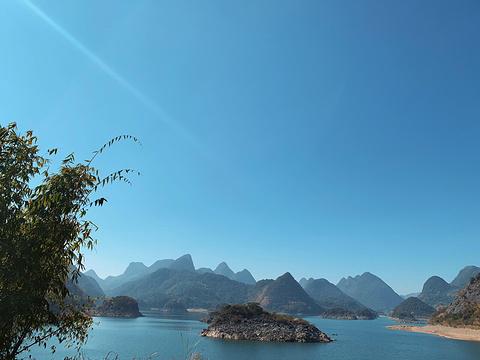 桃花湖旅游景点图片