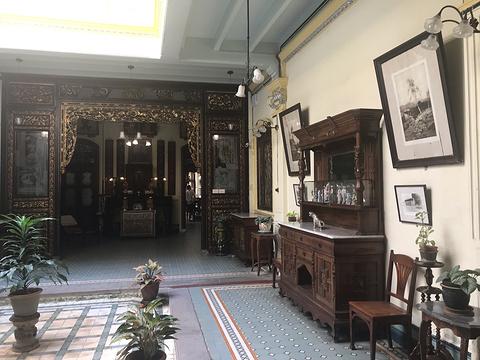 峇峇娘惹文化馆旅游景点攻略图