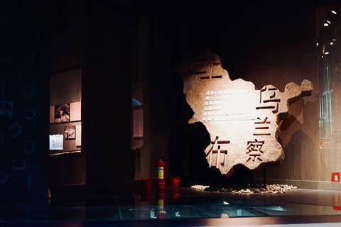 乌兰察布博物馆旅游景点攻略图