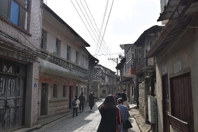 海沧老街,古渡头图片