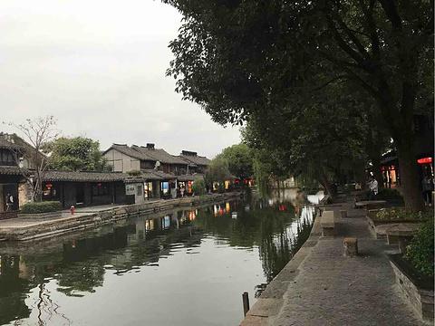 西塘风景区旅游景点攻略图