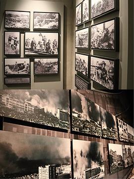 上海四行仓库抗战纪念馆旅游景点攻略图