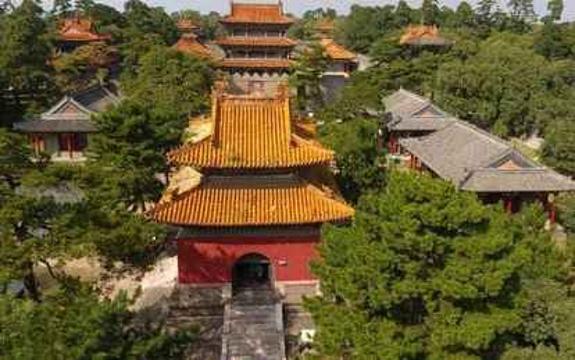 清昭陵(北陵公园)旅游景点图片