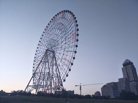南昌之星游乐园旅游景点攻略图