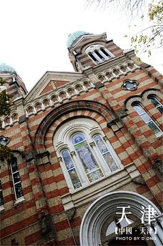 西开教堂旅游景点攻略图