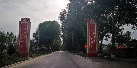 夏塔旅游区旅游景点攻略图