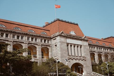 胶澳总督府旧址旅游景点攻略图