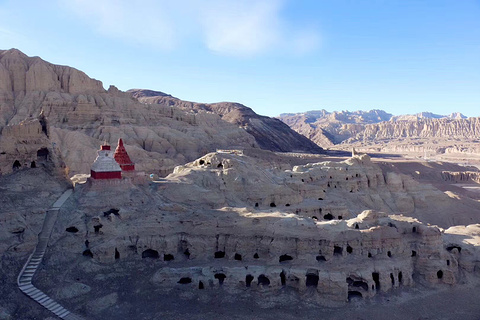 古格王国遗址旅游景点攻略图