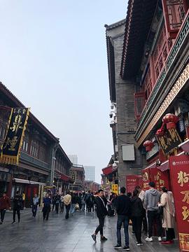 古文化街旅游景点攻略图