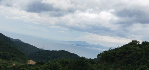 马峦山旅游景点攻略图