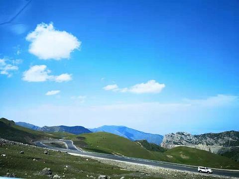 伊昭公路旅游景点图片