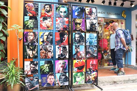哈芝巷的图片