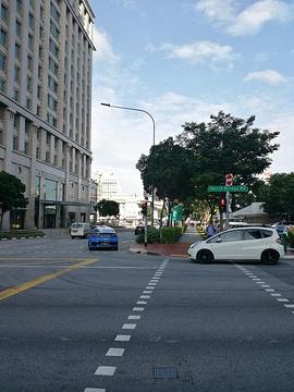 武吉士街旅游景点攻略图