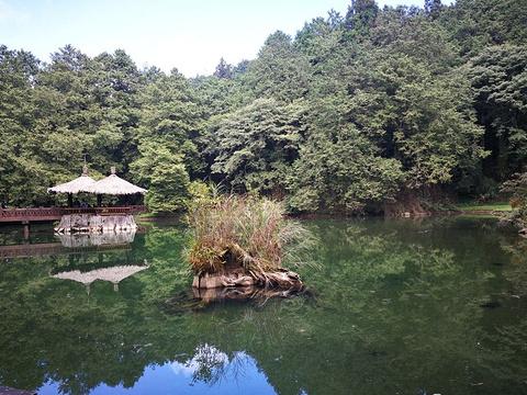 姐妹潭旅游景点图片