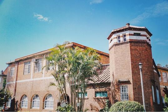 淡江中学旅游景点图片