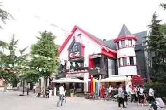 日本风情街旅游景点图片