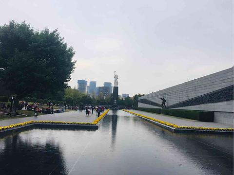 侵华日军南京大屠杀遇难同胞纪念馆旅游景点攻略图