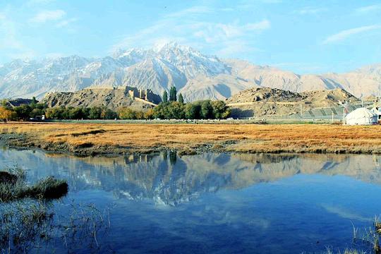 阿拉尔国家湿地公园旅游景点图片
