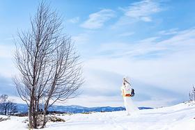 一场北海道徒步赏雪苦旅,看不一样的道东小众雪景!