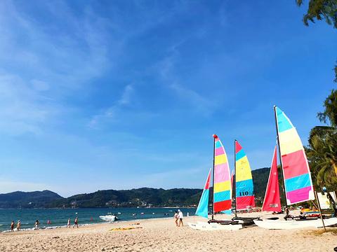 芭东海滩旅游景点攻略图