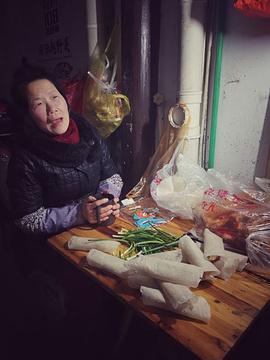 孙奶奶葱包烩旅游景点攻略图