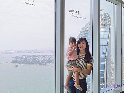 云上厦门观光厅旅游景点图片
