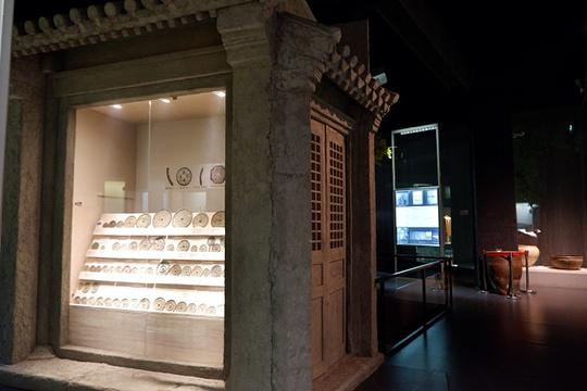 乌兰察布博物馆旅游景点图片