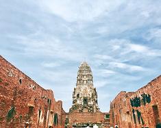 大城府 — 泰国的圆明园