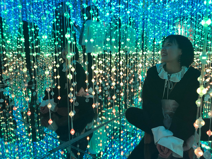 梵高星空艺术馆图片
