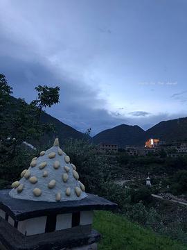 香格里拉镇旅游景点攻略图