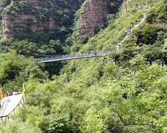 2016端午节游邢台大峡谷,天河山