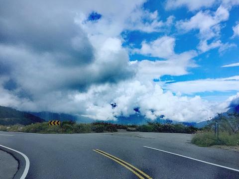 合欢山旅游景点图片