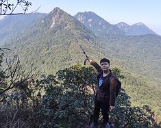 【三角髻】挑战从化千米高峰-三角髻,穿越原始森林、丛林探险~