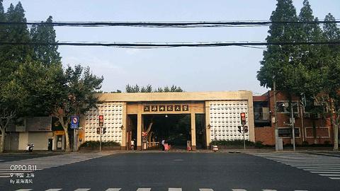 上海师范大学旅游景点攻略图