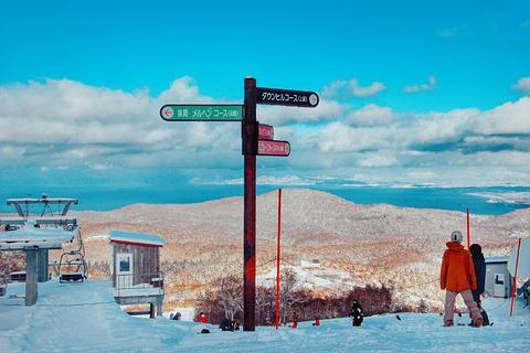 札幌国际滑雪场旅游景点攻略图