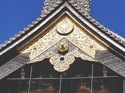 东本愿寺旅游景点图片