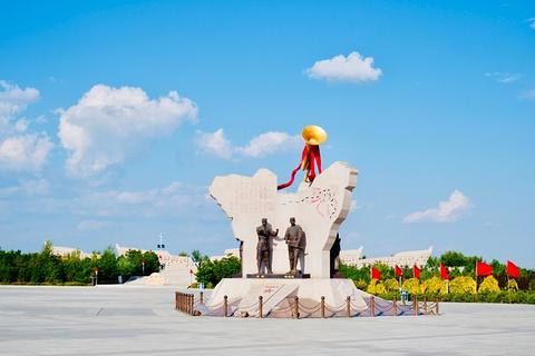 纪念牌广场旅游景点攻略图