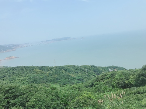 舟山嵊泗列岛风景名胜区-北朝阳景区