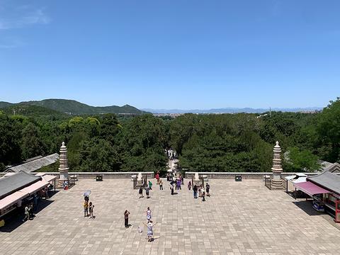 香岩宗印之阁旅游景点攻略图