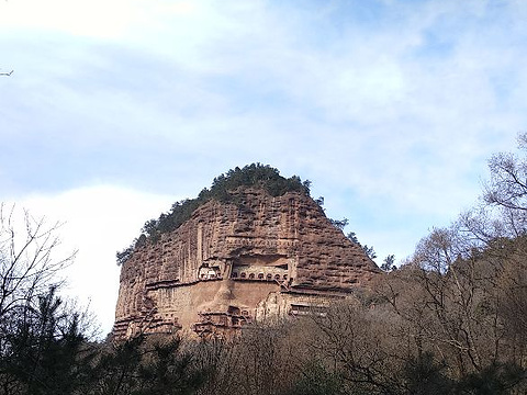 千佛洞旅游景点图片