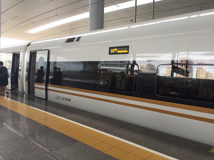 杭州东站图片
