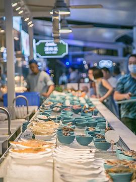 大悦洋海鲜自助甄选·雨林餐厅(三亚湾店)旅游景点攻略图